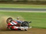 SBK 2003 Philip Island Ruben Xaus crash