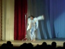 Солистка старшей группы Народного ансамбля Современного Эстрадного танца Арабеск Катастрофически