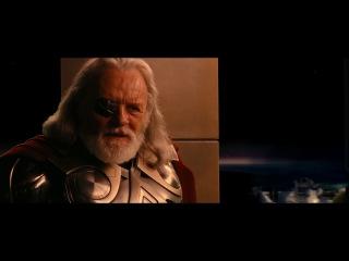 Тор Удалённая сцена 6 Фригга возражает Одину