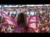Winx club Aquafan Day Riccione 2011!