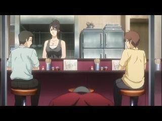 Блокнот Бога / Kamisama no Memo-chou - 6 Cерия [Озвучка от Inspector Gadjet & Murder princess]