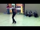 Wilmer Najarro y Maria Moreno stage Bulli e Pupe Latin dance Grosseto
