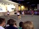Танец с пампушками в Радуге