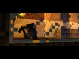 Minecraft Usher feat pitbull dj got us falling in love again (Parodie)