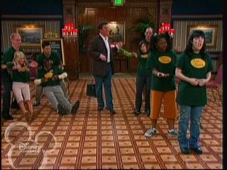 Всё тип-топ или жизнь Зака и Коди 3 сезон 13 серия
