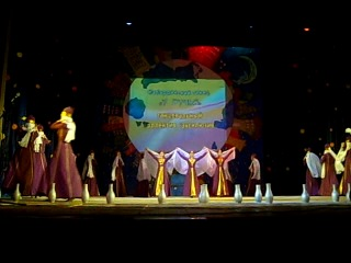 Кабардинский танец коллектив