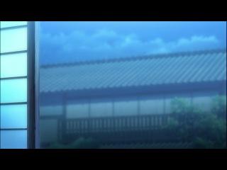 Сказание о демонах сакуры / Hakuouki: Shinsengumi Kitan 1 сезон 3 серия (Анкорд)