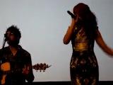 Allison Iraheta - Don't Waste the Pretty (KIIS Viewing Party) 5/26/2010