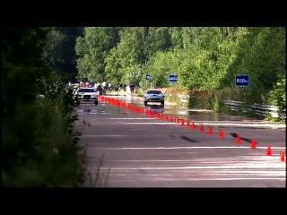 Audi RS6 Evotech vs Ferrari 575M - YouTube.flv