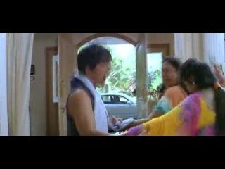 (Непохищенная невеста 2  Nuvvostanante Nenoddantana) - Отрывок из фильма