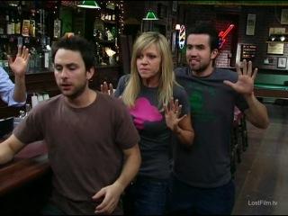 В Филадельфии всегда солнечно (It's Always Sunny in Philadelphia) - Jimmi Simpson (3x04) [HD 480]