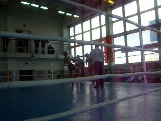 кик боксинг