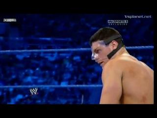 WWE SmackDown 08.04.2011 - Cody Rhodes vs. Trent Barreta
