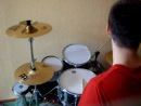 Muse - Can't Take My Eyes Off Of You (drum cover)