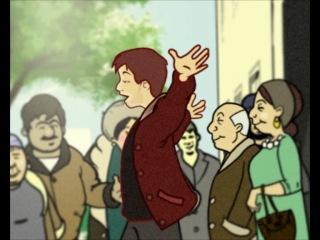 соц.ролик о коррупции в дагестане