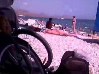 с пляжа в Коктебеле
