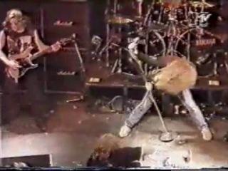 Obituary - 1989 - Turned Inside Out (Live)