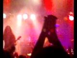 Stratovarius с техническими проблемами и хер знает чо за песня, я их почти не слышал