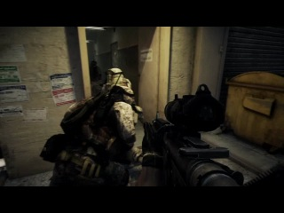 Трейлер игры Battlefield 3