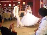 Смешной,нелепый,но наш первый семейный танец!:)