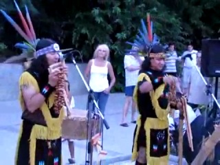 Alborada del Inka - музыка американских индейцев
