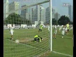 Футбол: Реал - 109 китайских детей