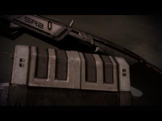Шепард,ты нас бесишь.(Mass Effect 2).
