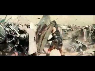 Ahilles legend warrior