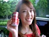 Erika Toda Wonda Coffee CM