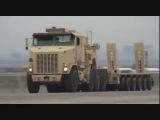 HET (Heavy Equipment Transporter) Military Convoy - C.W. McCall