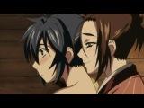 TV   Manyuu Hiken-chou   Секретный клинок Манью 01/12 (субтитры)