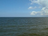 Пирс в Паланге и Балтийское море