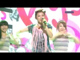 110723 Piggy Dolls - The Girl I Know on Music Core