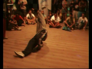 UFB 2011 Bboying 1 vs 1 Final bboy Mongol[Russia] vs bboy Hack [Russia]