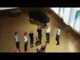 Поющий принц: реально 1000% любовь [ТВ] / Uta no Prince-sama: Maji Love 1000% [TV] 10 серия из 13 (Русская озвучка) [720p]