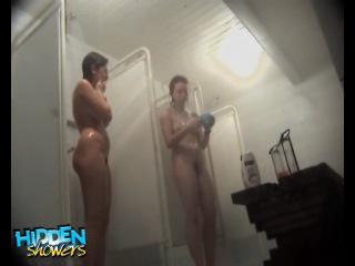 Подглядывание, скрытая камера, подсмотр, вуайеризм, войер / voyeur - душ,баня,бассейн    и душевая