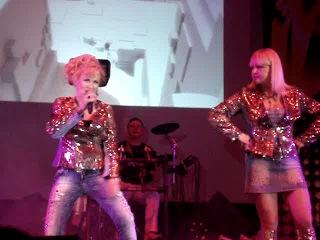 Мираж (Маргарита Суханкина и Светлана Разина) - Я не шучу (муз. А. Литягин, сл. С. Разина) Live
