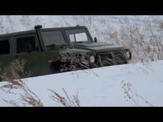 Тест - Драйв на Газ - Тигре в Белокурске Алтайского Края