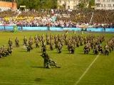 2 августа 2011 год Псков Показуха