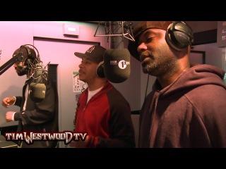 Method Man, Masta Killa & U-God (Wu-Tang Clan) Freestyle On Westwood