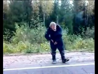 Russian Techno viking