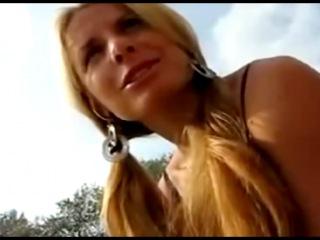 Девушка Агата из Адыгеи в Москве (полная версия)