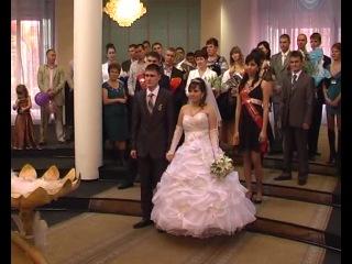 Свадьба Ильнара и Лилии. ЗАГС
