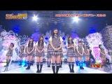 110718 NMB48 – Zetsumetsu Kurokami Shoujo on HEY! HEY! HEY! Music Champ Special