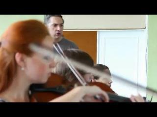 Репетиция КиШ с оркестром Глобалис - Фокусник