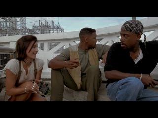 Плохие парни / Bad Boys (1995) 2/2 фильма