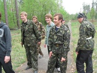 Оршанець) Военные сборы! ^)
