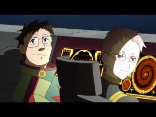 Гуррен-Лаганн [ТВ] / Tengen Toppa Gurren-Lagann [TV] 25 серия из 27 (Профессиональная озвучка) [720p]