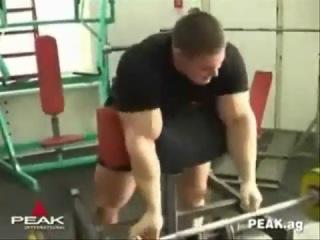 Alexey Lesukov - Bodybuilding Motivation.
