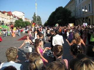 Вальс 29.05.2011 Мукачево